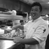 Chef Stephen Bacani