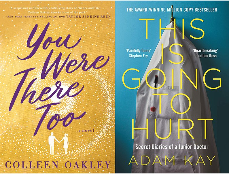 Books for Read It: January 2020