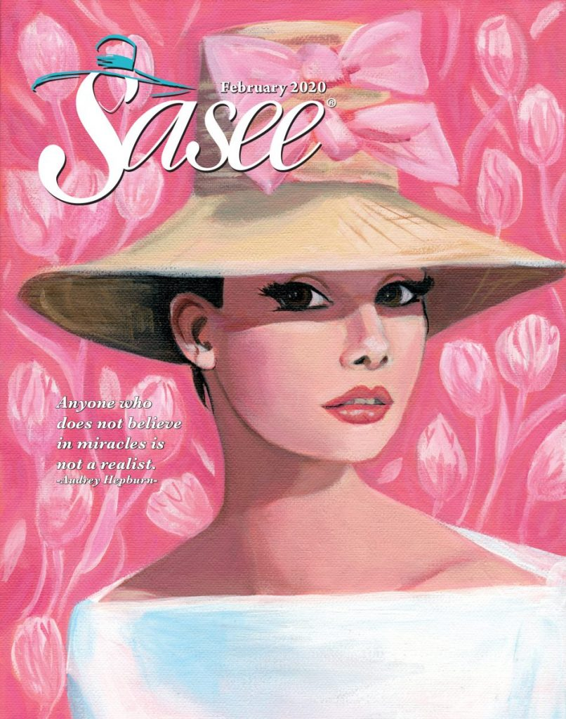 Sasee Cover for February 2020