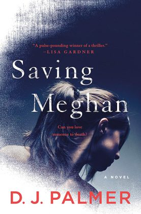 Cover of Saving Meghan