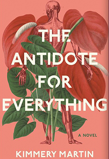 Cover of The Antidote for Everything