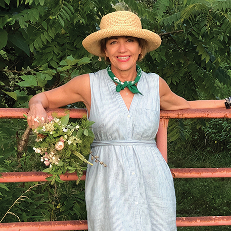 Harriet Charles: A Life of Roots and Blooms