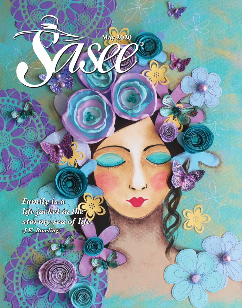 Sasee Cover for May 2020