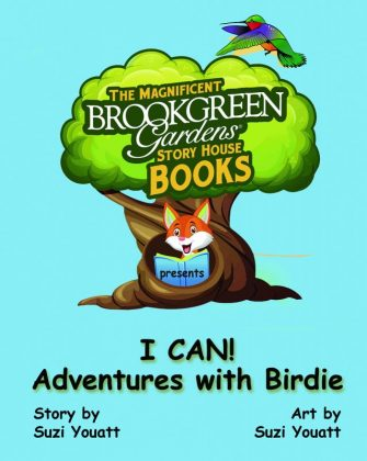 Cover of I Can! Adventures with Birdie (A Magnificent Brookgreen Gardens Story House Book)