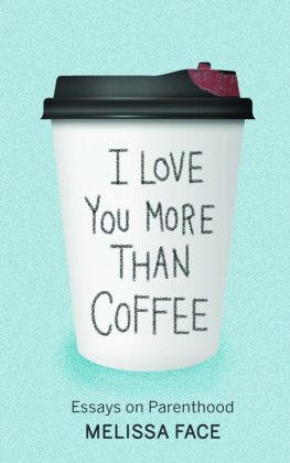 Cover of I Love You More Than Coffee