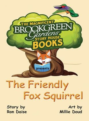 Cover of The Friendly Fox Squirrel