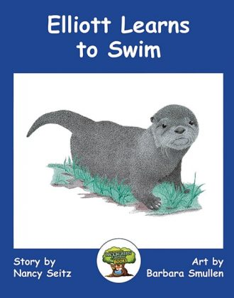 Cover of Elliott Learns to Swim