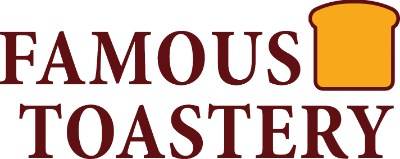logo for The Famous Toastery