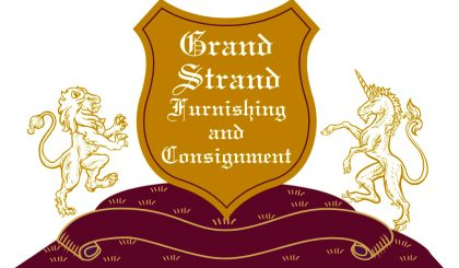 logo for Grand Strand Furnishing and Consignment