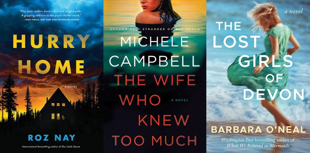 Books for Read It: July 2020