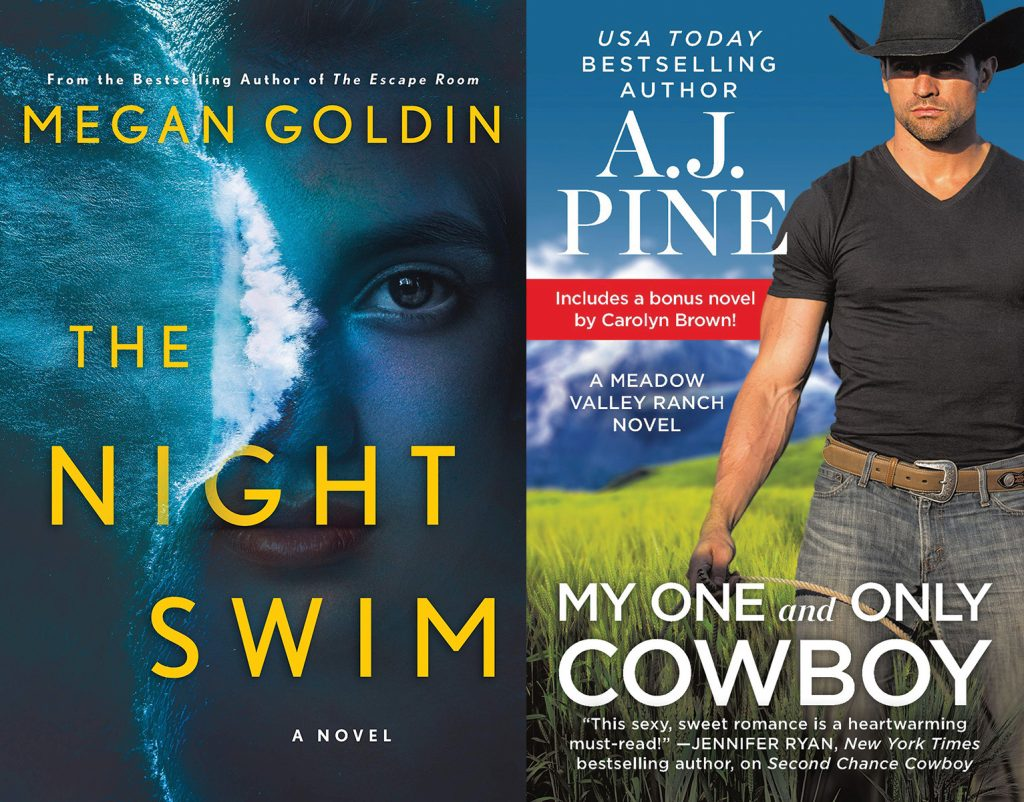 Books for Read It: August 2020