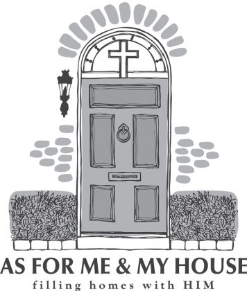 logo for As For Me & My House