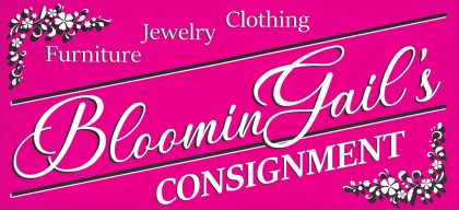 logo for Bloomingail's Consignment