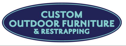 logo for Custom Outdoor Furniture & Restrapping