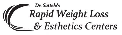 logo for Dr. Sattele's Rapid Weight Loss & Esthetic Centers-North Myrtle Beach