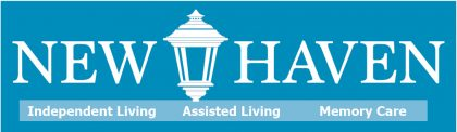 logo for New Haven – Independent Living • Assisted Living • Memory Care