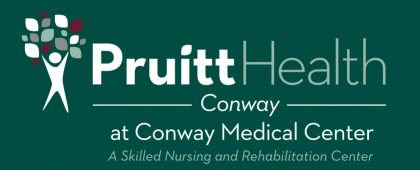 logo for PruittHealth Skilled Nursing & Rehabilitation