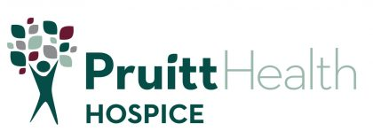 logo for PruittHealth Hospice Care