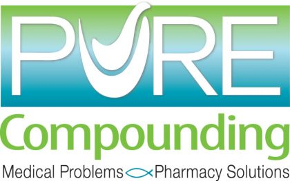 logo for Pure Compounding