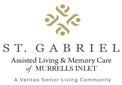 logo for St. Gabriel Assisted Living & Memory Care of Murrells Inlet