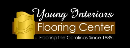 logo for Young Interiors Flooring Center