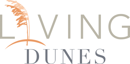 logo for Living Dunes by CRG Companies