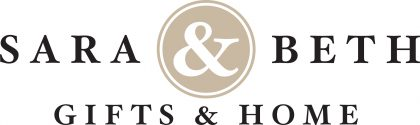 logo for Sara & Beth Gifts & Home