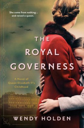 Cover of The Royal Governess