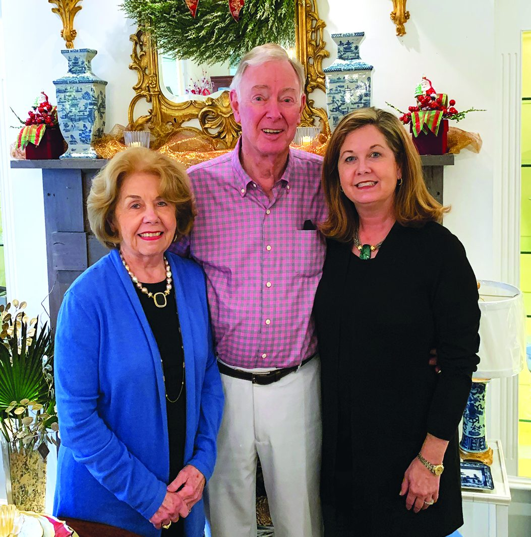 Eleanor Pitts: The Gift of a Strong Family Tradition