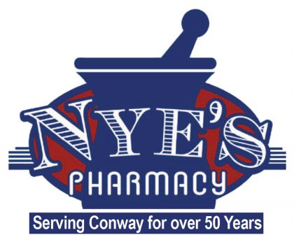 logo for Nye's Pharmacy